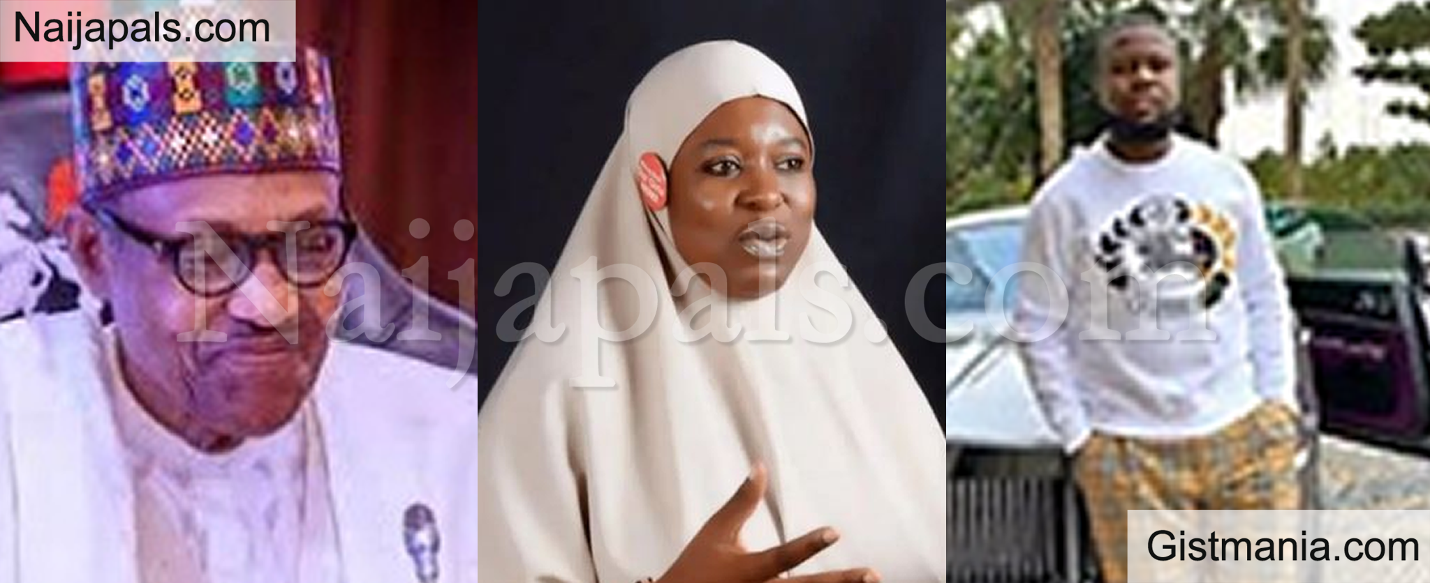 <img alt='.' class='lazyload' data-src='https://img.gistmania.com/emot/comment.gif' /> <b>Buhari And Hushpuppi Are In The Same Business - Aisha Yesufu Blows Hot</b>