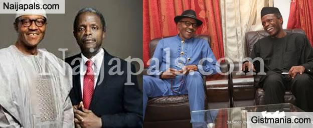 VP Osinbajo Reveals How Much He And President Buhari