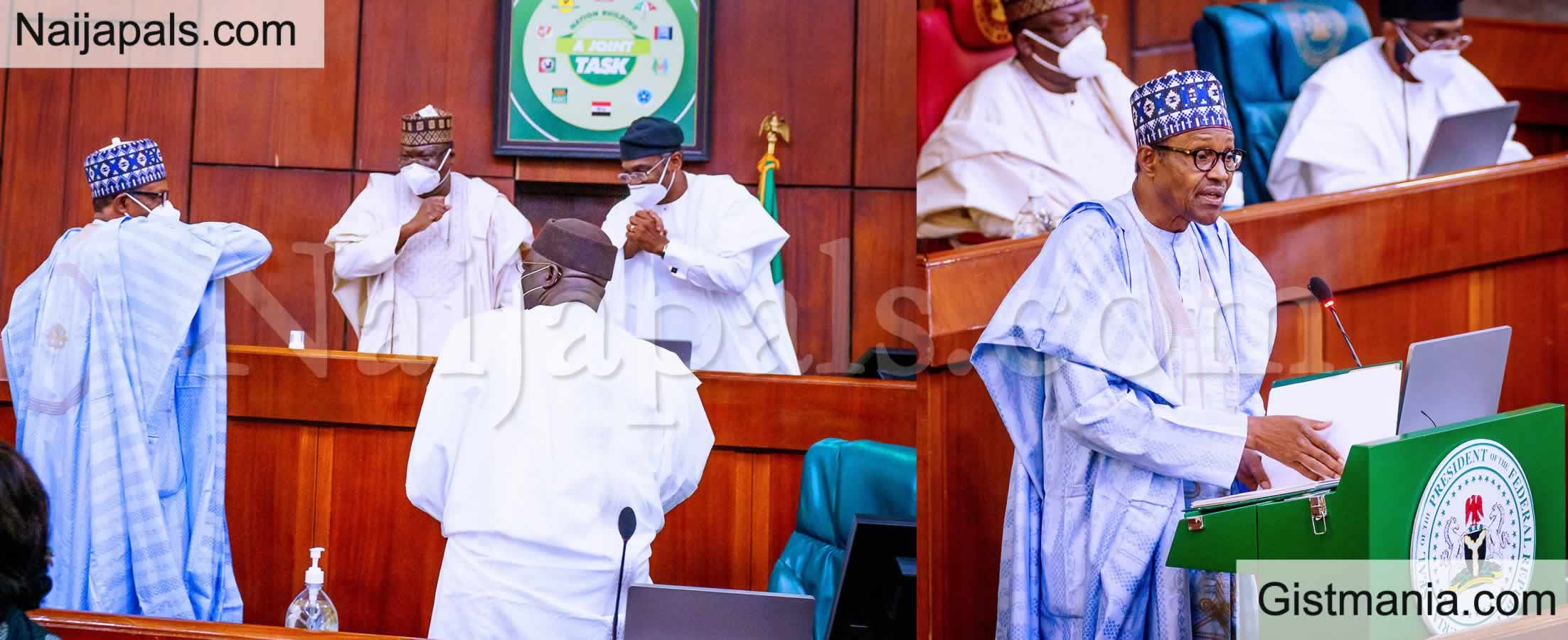 <img alt='.' class='lazyload' data-src='https://img.gistmania.com/emot/news.gif' /> <b>President Buhari Approves N6.45bn to Set up Oxygen Plants For COVID-19 Patients</b>