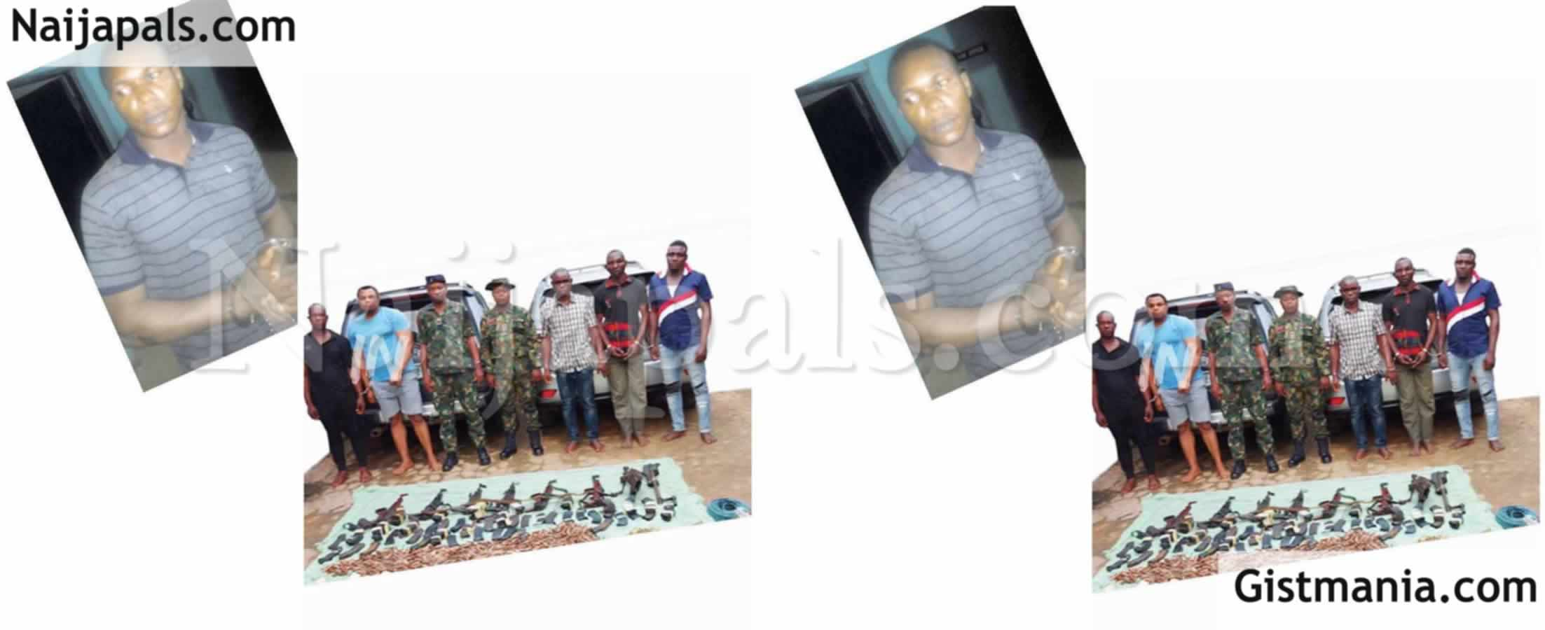 <img alt='.' class='lazyload' data-src='https://img.gistmania.com/emot/news.gif' /> <b>Notorious Armed Robber Narrates From Prison How He Coordinates Attack On Bullion Van In Ebonyi</b>