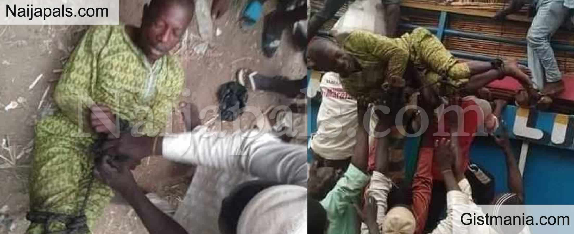 <img alt='.' class='lazyload' data-src='https://img.gistmania.com/emot/shocked.gif' /> Big Drama! <b>How Man Who Abandoned His Wife & Kids For 6 Years Was Bundled Back Home</b> (PICS)