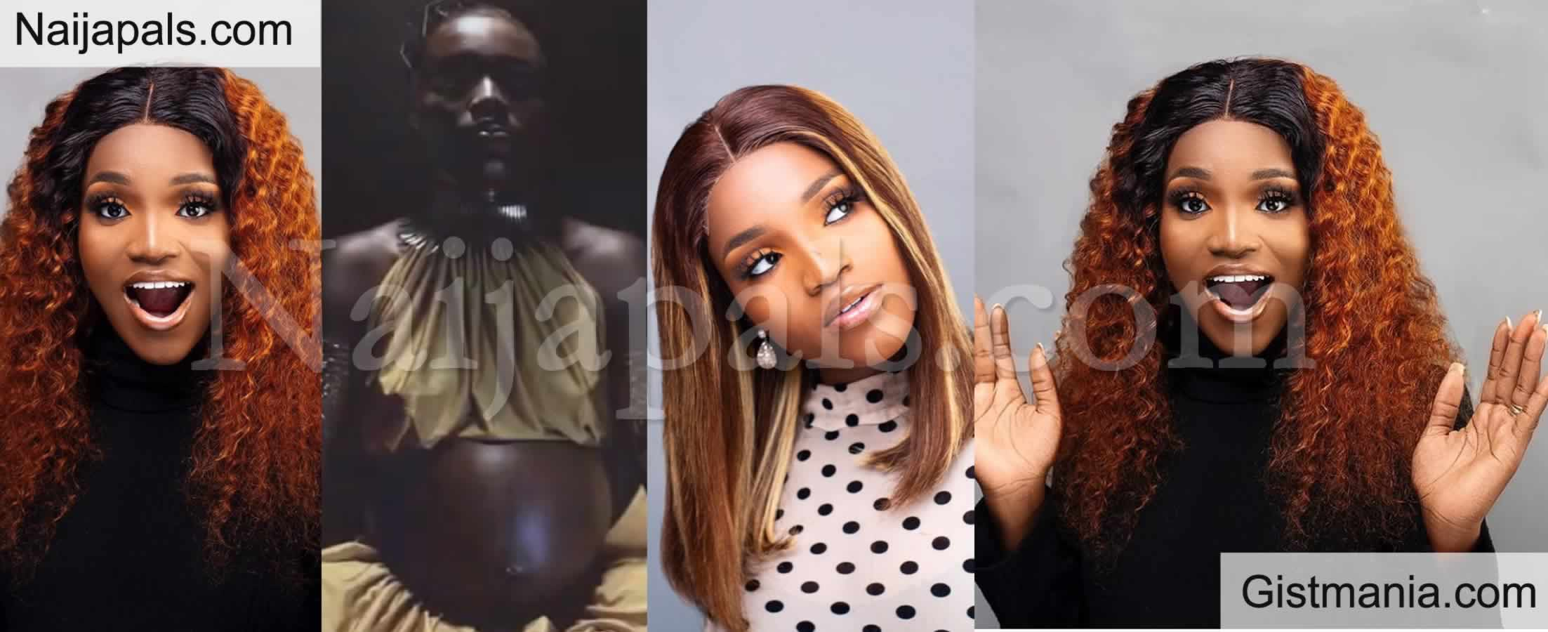 <img alt='.' class='lazyload' data-src='https://img.gistmania.com/emot/dance.gif' /> <b>Star Nigerian Actress, Bukunmi Oluwasina Delivers First Baby</b>