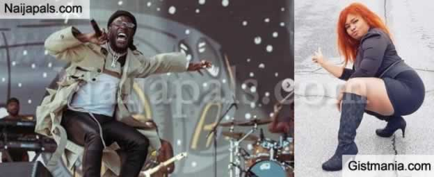 Burna Boy Reacts As Bold Pink Blasts Him For Performing At