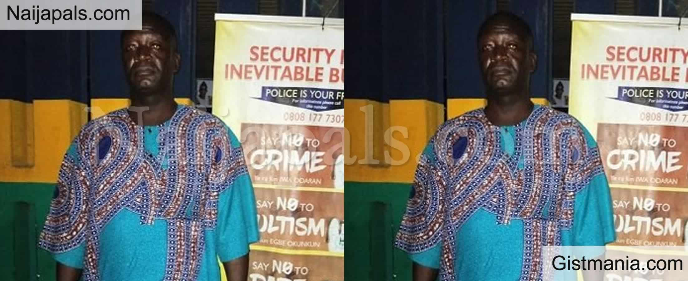<img alt='.' class='lazyload' data-src='https://img.gistmania.com/emot/shocked.gif' /> <b>C.A.C Pastor, Oluwafemi Oyebola Exposed For Sleeping With His Daughter For 5 Years In Ogun</b>