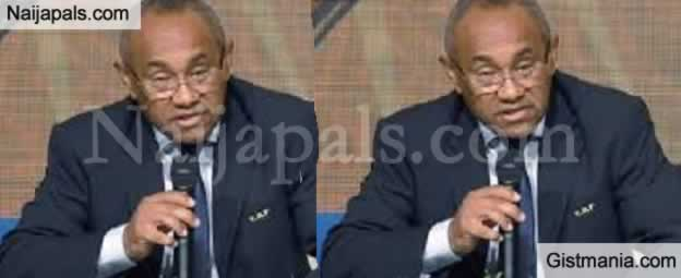 <img alt='.' class='lazyload' data-src='https://img.gistmania.com/emot/news.gif' /> <b>President Of CAF, Ahmad Ahmad Tests Positive For Coronavirus</b>