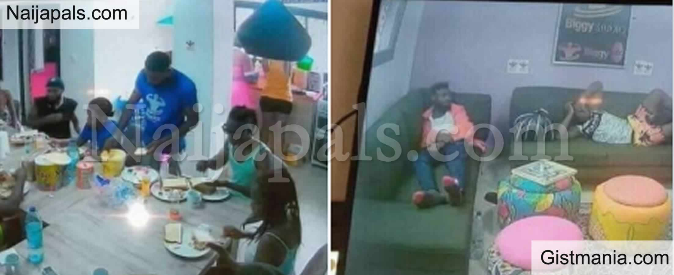 <img alt='.' class='lazyload' data-src='https://img.gistmania.com/emot/comment.gif' /> <b>Hunger Will Evict Them - Nigerians Mock Cameroonian Version Of Big Brother Show</b>