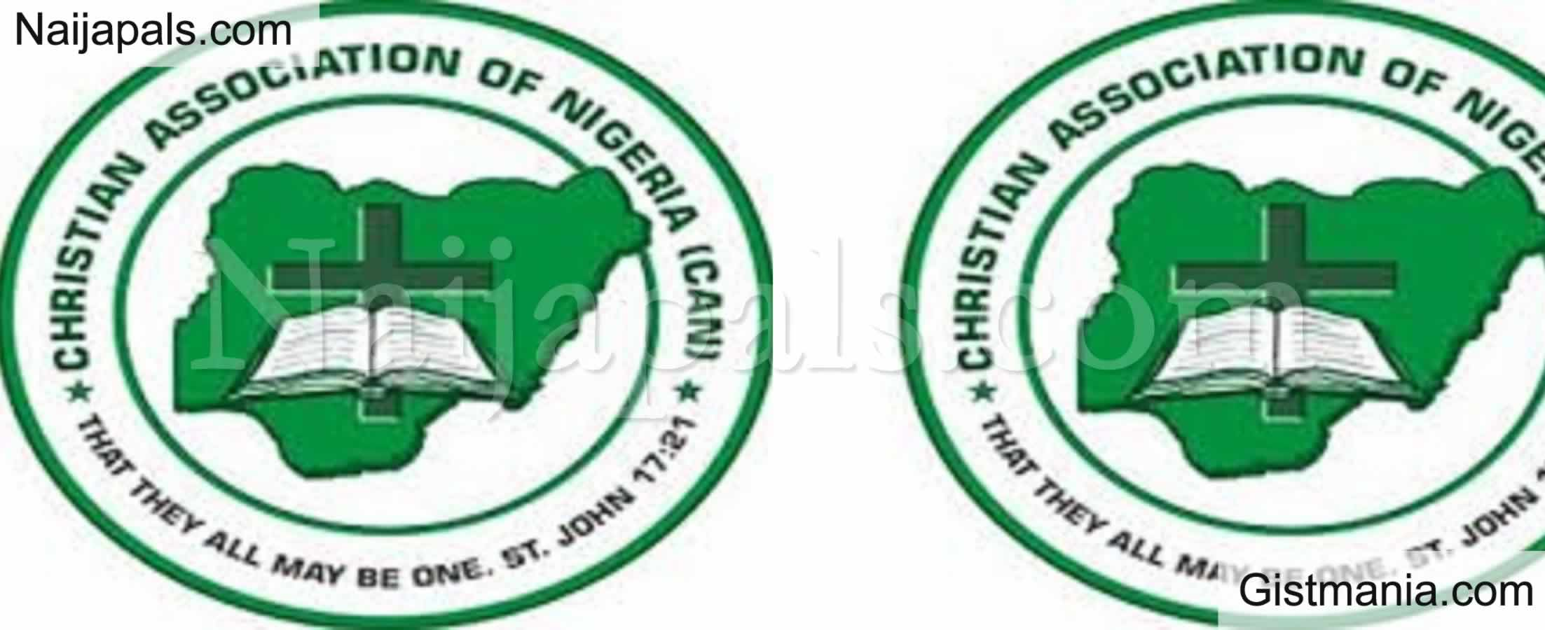 <img alt='.' class='lazyload' data-src='https://img.gistmania.com/emot/comment.gif' /> <b>CAN Declares Sunday August 23rd As Day of National Prayer For Nigeria</b>