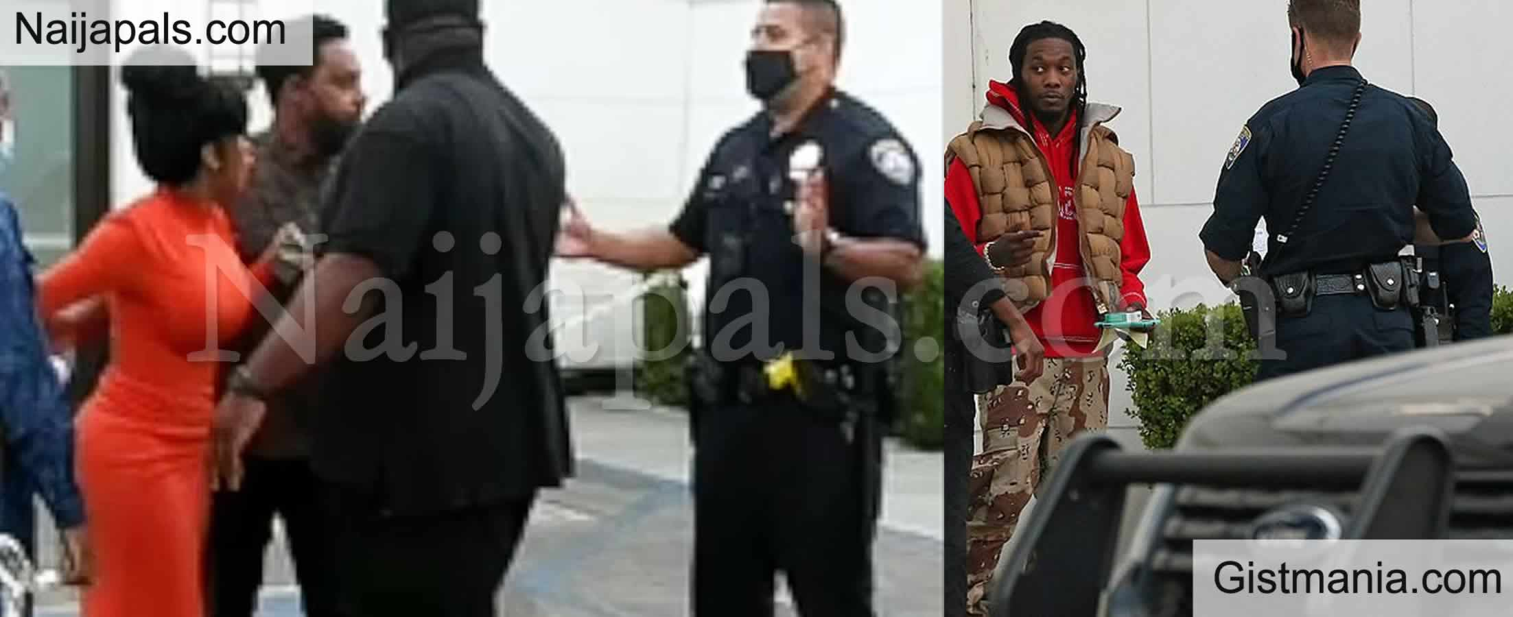 <img alt='.' class='lazyload' data-src='https://img.gistmania.com/emot/video.gif' /> <b>Cardi B Furiously Confronts A White Policemen For Pointing a Gun at Her Husband, Offset</b> (Video)