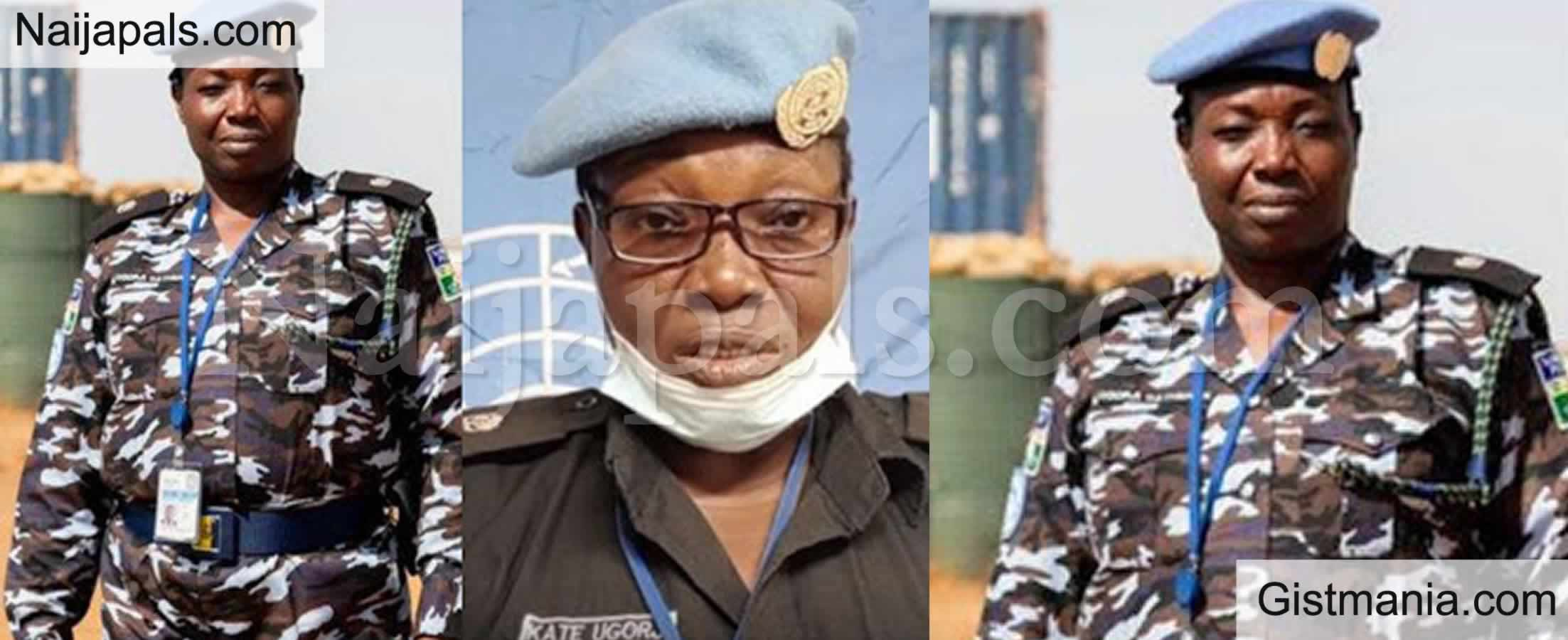 <img alt='.' class='lazyload' data-src='https://img.gistmania.com/emot/thumbs_up.gif' /> <b>Nigerian Woman Police Officer, CSP Catherine Ugorji Selected For UN Police Of The Year Award</b>