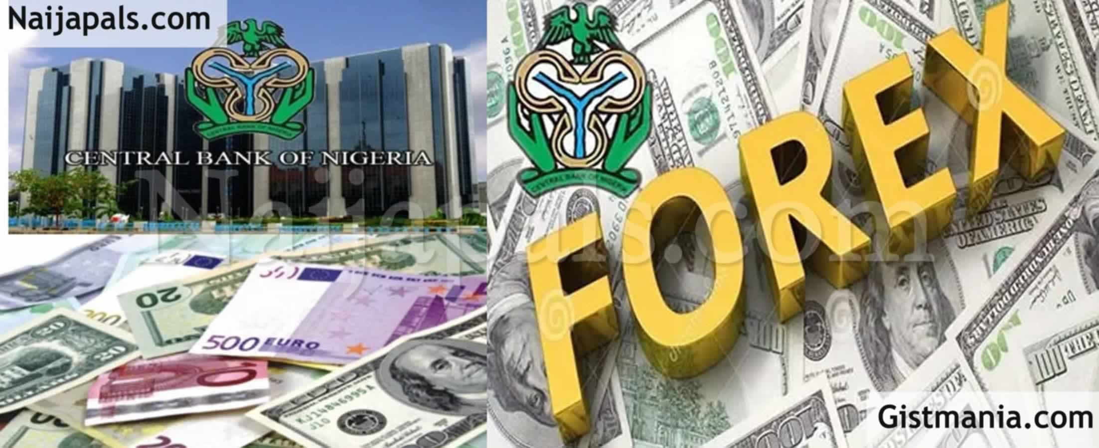 "<img alt='.' class='lazyload' data-src='https://img.gistmania.com/emot/comment.gif' /> <b>""Send A Dollar, Get Five Naira Free""</b> - Central Bank Of Nigeria Launches Forex Promo"
