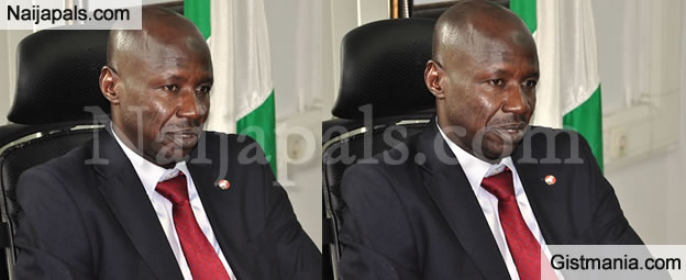<img alt='.' class='lazyload' data-src='https://img.gistmania.com/emot/comment.gif' /> Ex EFCC Boss, <b>Ibrahim Magu Makes More Revelations As He Speaks After His Release From Detention</b>