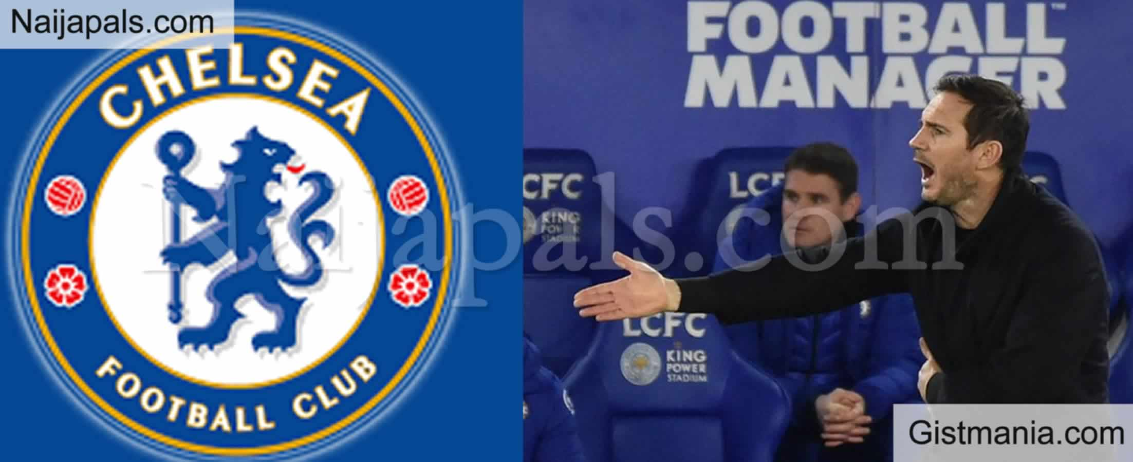 <img alt='.' class='lazyload' data-src='https://img.gistmania.com/emot/soccer.gif' /> <b>Chelsea Football Club Fires Frank Lampard As Head Coach </b>Over Poor Performance