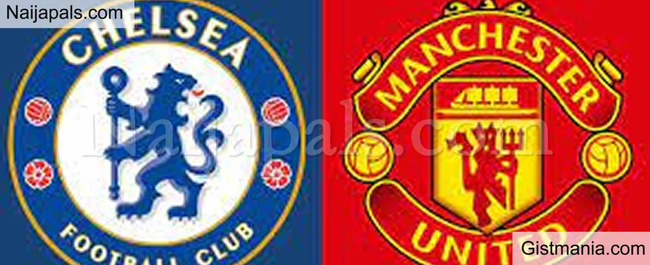 <img alt='.' class='lazyload' data-src='https://img.gistmania.com/emot/soccer.gif' /> <b>Chelsea v Manchester United: English Premier League Match, Team News, Goal Scorers and Stats</b>