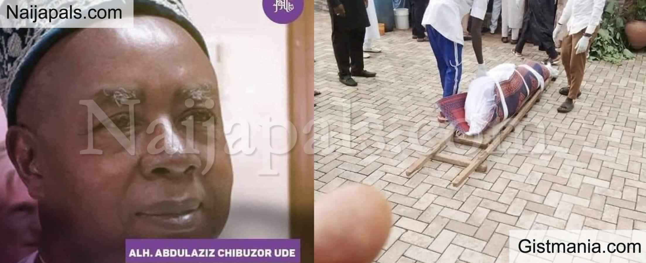 <img alt='.' class='lazyload' data-src='https://img.gistmania.com/emot/cry.gif' /> SAD: <b>Billionaire Igbo Muslim, Chief Abdulazeez Chibuzor Ude Reportedly Dead</b>