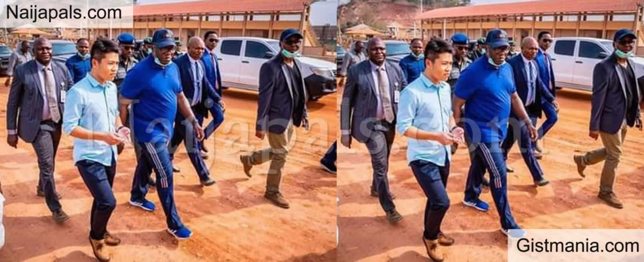<img alt='.' class='lazyload' data-src='https://img.gistmania.com/emot/comment.gif' /> JUST IN: <b>Chinese Expatriate Kidnapped By Gunmen In Ado-EKiti Regains Freedom After 4 Days</b>