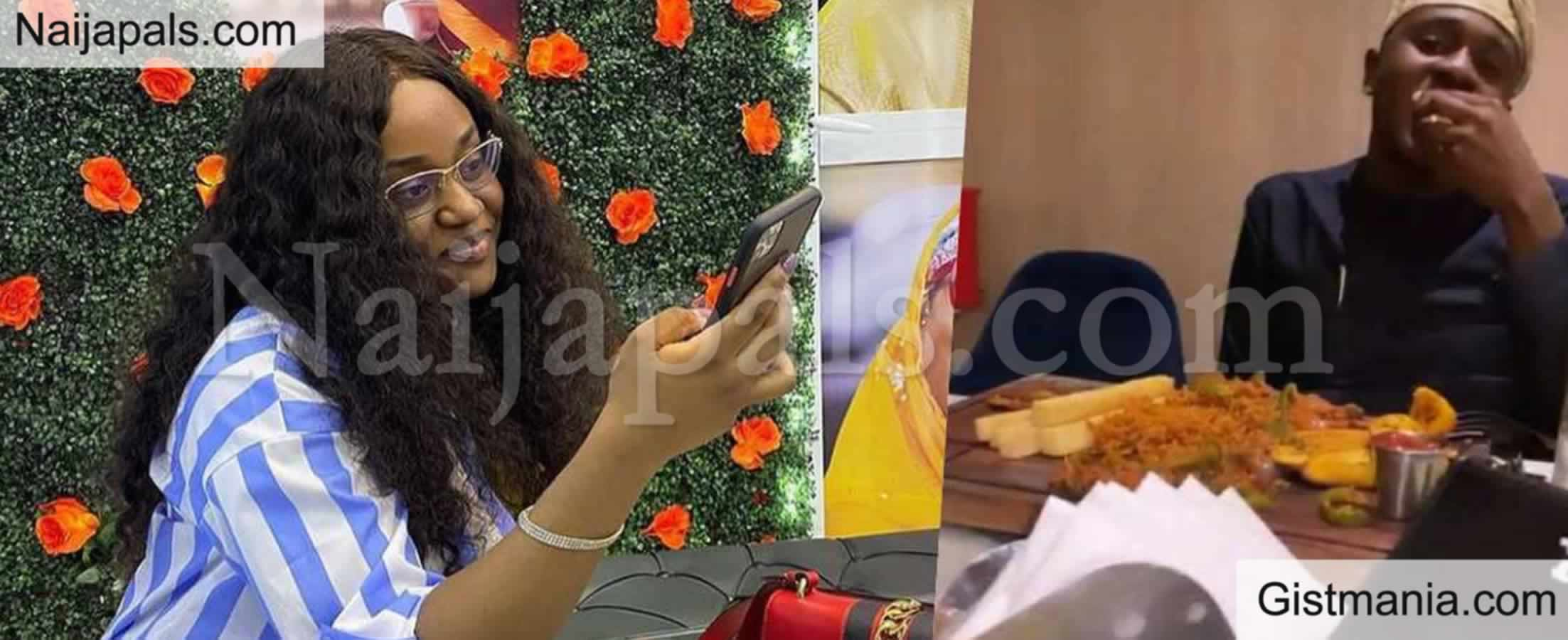 <img alt='.' class='lazyload' data-src='https://img.gistmania.com/emot/photo.png' /> Photos: <b>Chioma Rowland Spotted With A Mystery Man Amid Break Up Rumor With Fiancé, Davido</b>