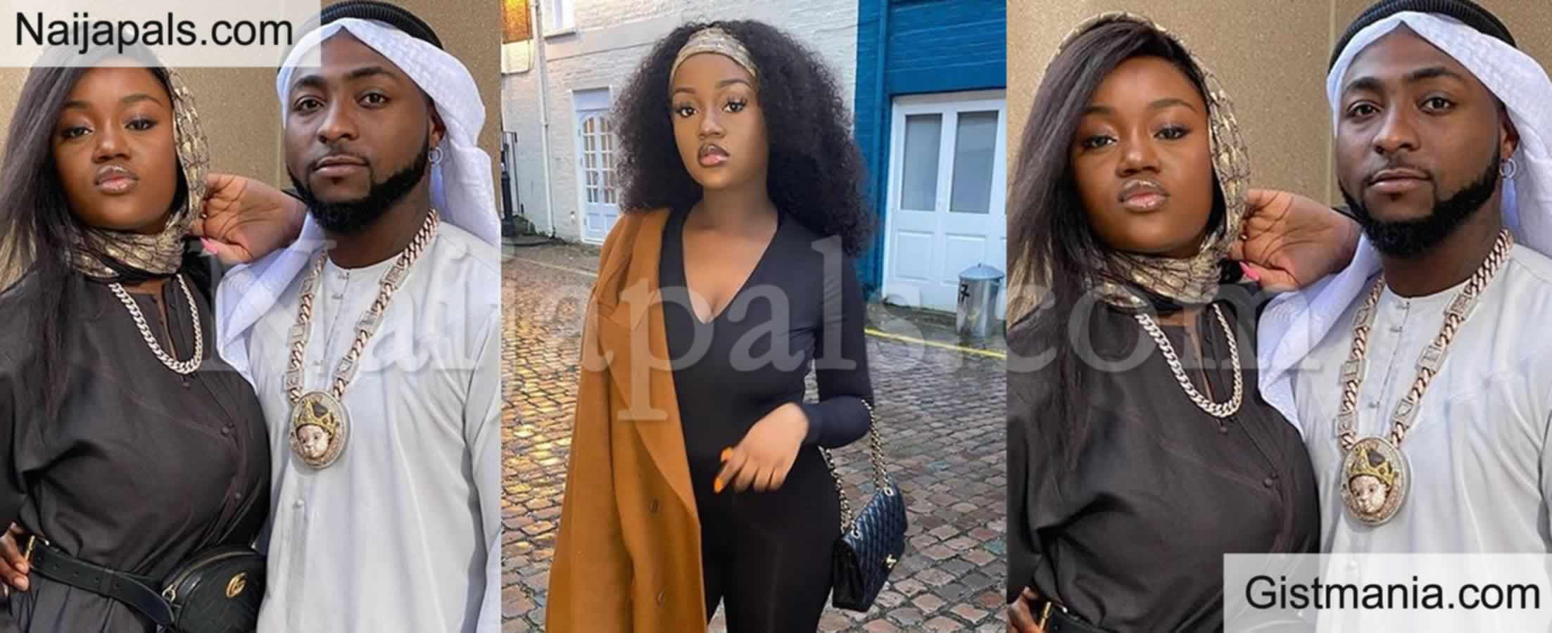 <img alt='.' class='lazyload' data-src='https://img.gistmania.com/emot/comment.gif' /> <b>Davido's Fiancée Chioma Has Allegedly Dumped Him And Moved Out Of His House Since October</b>