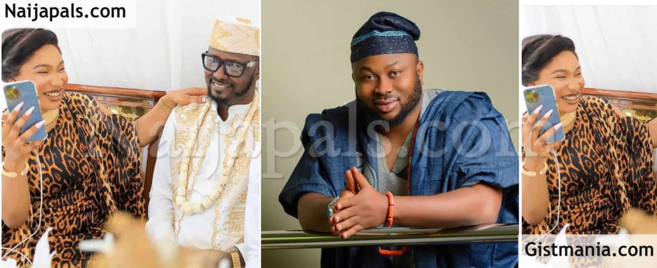 <img alt='.' class='lazyload' data-src='https://img.gistmania.com/emot/comment.gif' /> <b>You Rubbished First Man You Married -  Prince Kpokpogri Drags Tonto Dikeh Again</b>