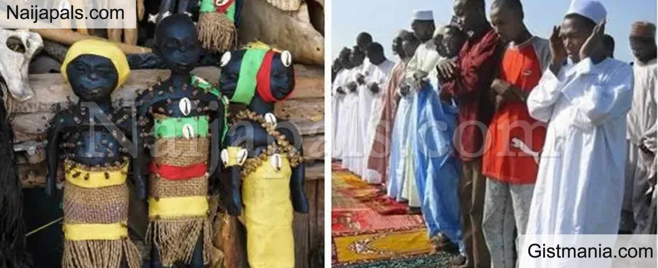 <img alt='.' class='lazyload' data-src='https://img.gistmania.com/emot/shocked.gif' /> Clash Of Titans! <b>Traditional Worshipers, Islamic Leaders Clash Over Ownership Of Corpse In Ogun</b>