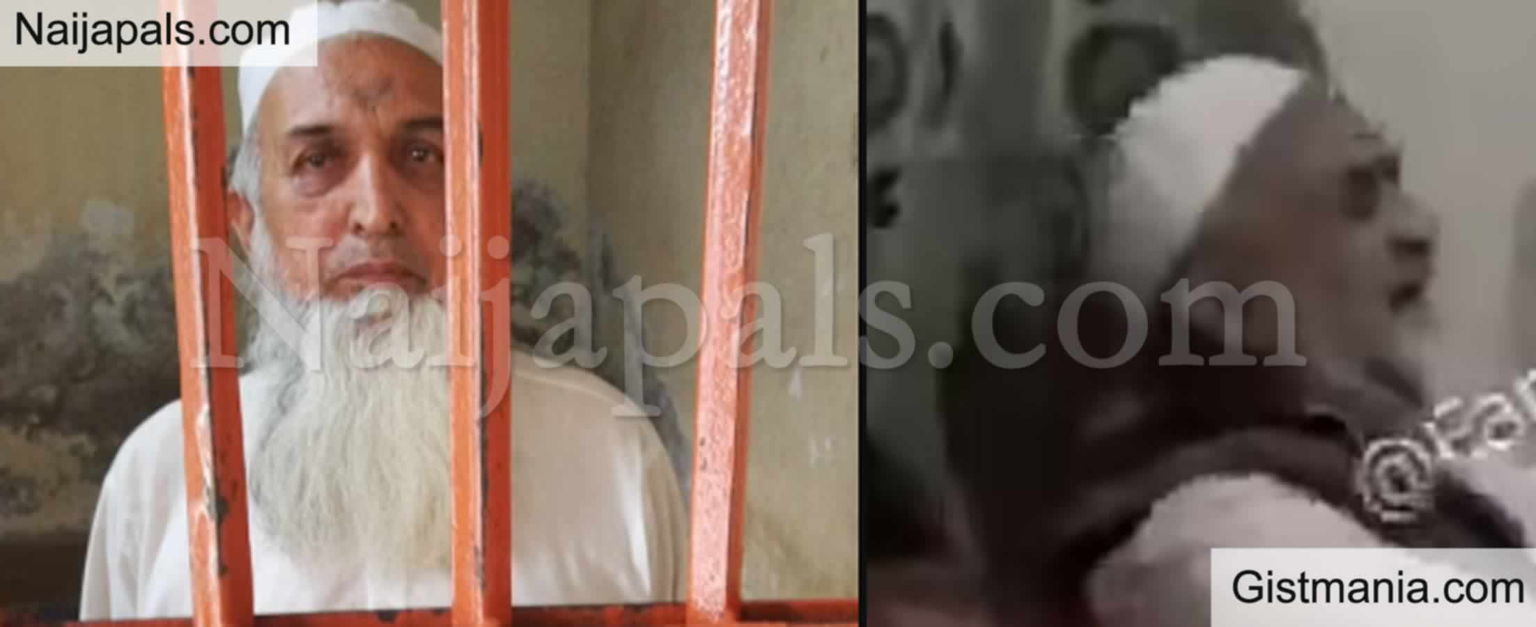 <img alt='.' class='lazyload' data-src='https://img.gistmania.com/emot/thumbs_down.gif' /> <b>Muslim Cleric In Jail After He Was Caught On Video S3xually Assaulting A Male Student</b> (PHOTO)
