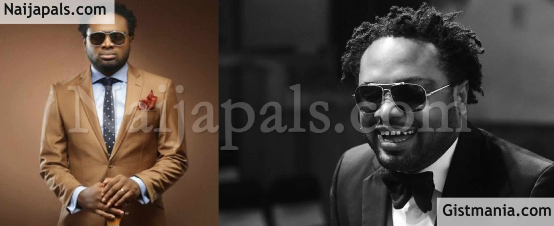 "<img alt='.' class='lazyload' data-src='https://img.gistmania.com/emot/comment.gif' /> <b>""I Am A Helpless, Hopeless Romantic"" </b>- Music Producer, Cobhams Asuquo Reveals"