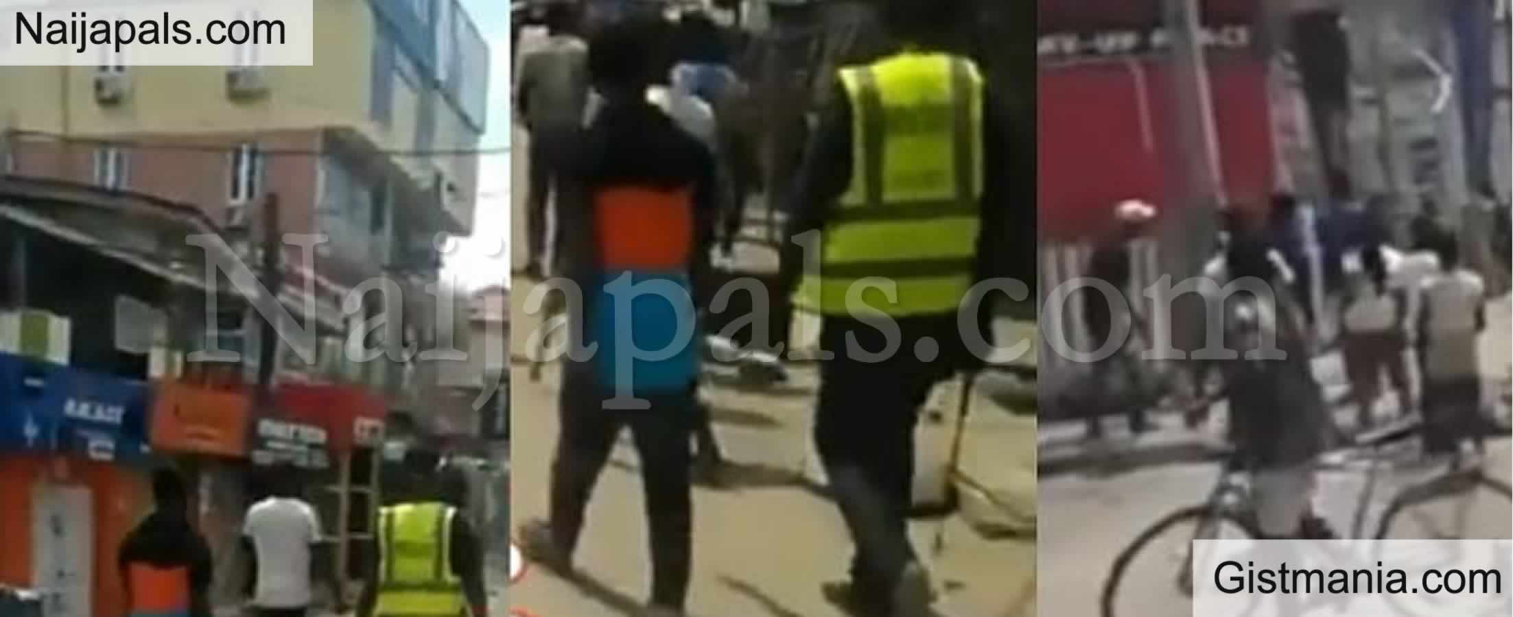 <img alt='.' class='lazyload' data-src='https://img.gistmania.com/emot/video.gif' /> <b>Gun Battle Between Security Agents & Hoodlums Who Tried To Vandalize Computer Village</b> (VID)