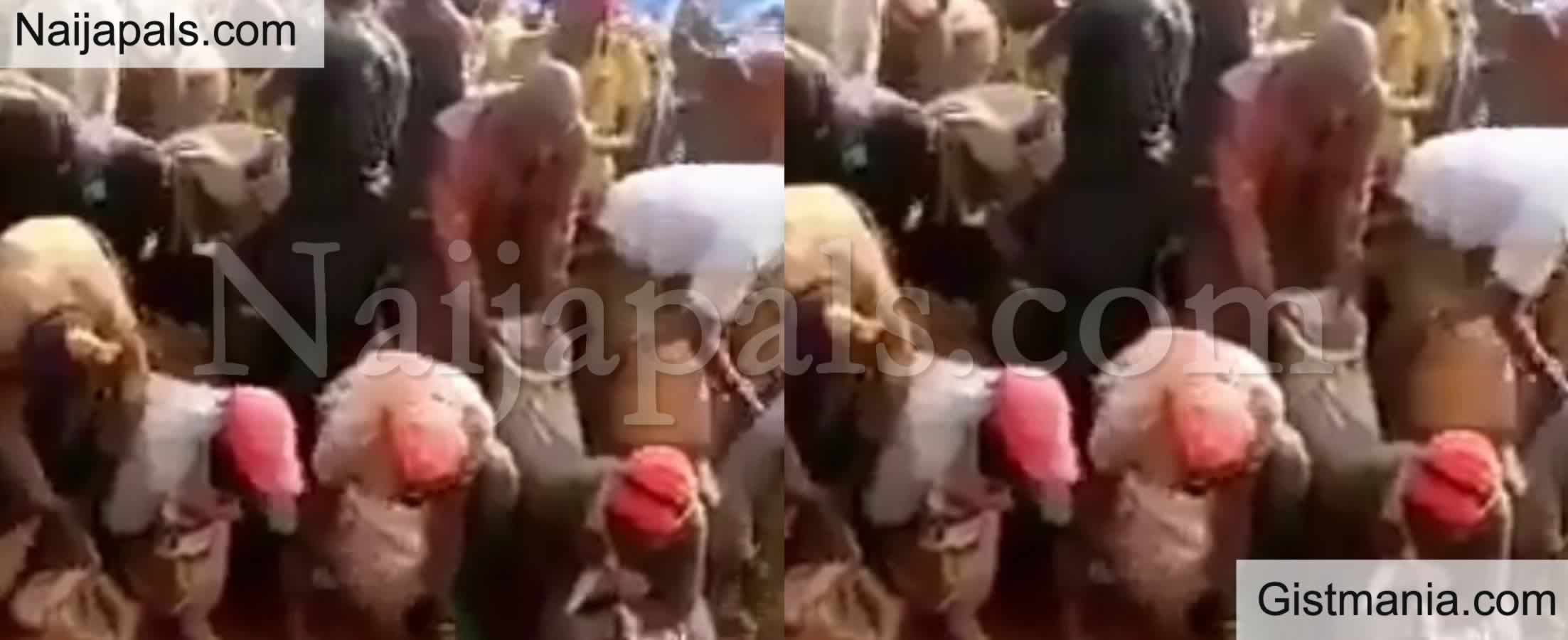 <img alt='.' class='lazyload' data-src='https://img.gistmania.com/emot/video.gif' /> Just In: <b>Congolese Villagers Scramble As They Discover A Whole Mountain Full Of Gold</b> (Video)