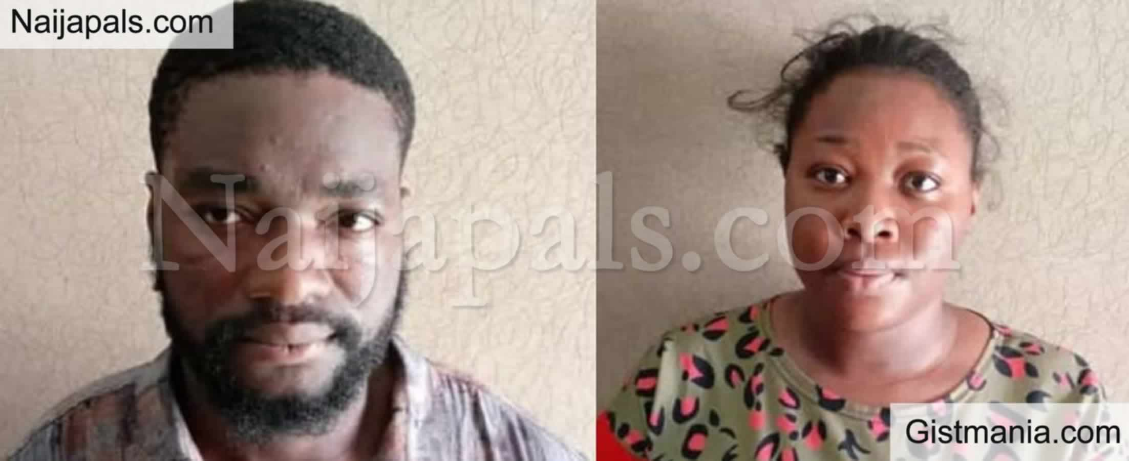 <img alt='.' class='lazyload' data-src='https://img.gistmania.com/emot/news.gif' /> <b> NDLEA  Arrests Student And Her Boyfriend For Producing Drugged Cookies For School Children</b>
