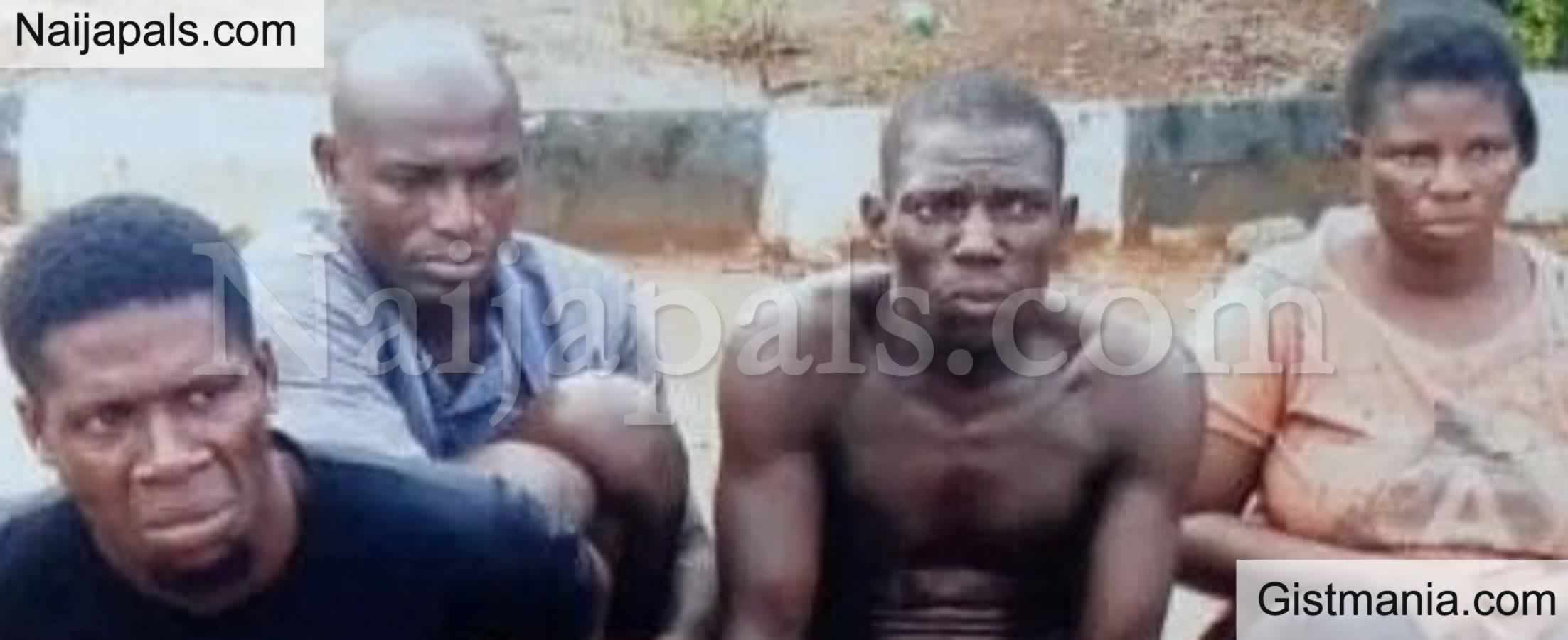 <img alt='.' class='lazyload' data-src='https://img.gistmania.com/emot/news.gif' /> <b>Photo Of Suspected Ritualists Arrested With Human Skull In Ogun State</b>