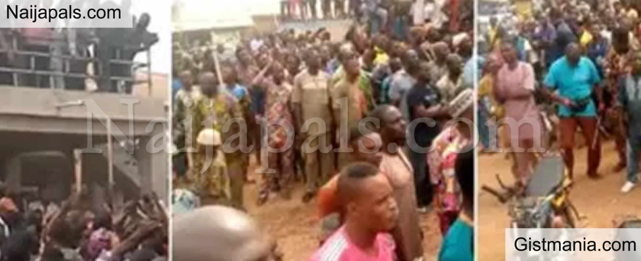 <img alt='.' class='lazyload' data-src='https://img.gistmania.com/emot/video.gif' /> VIDEO: <b>Many Feared Dead as IPOB & Nigerian Army Engage in Heated Shoot Out in Orlu, Imo State</b>