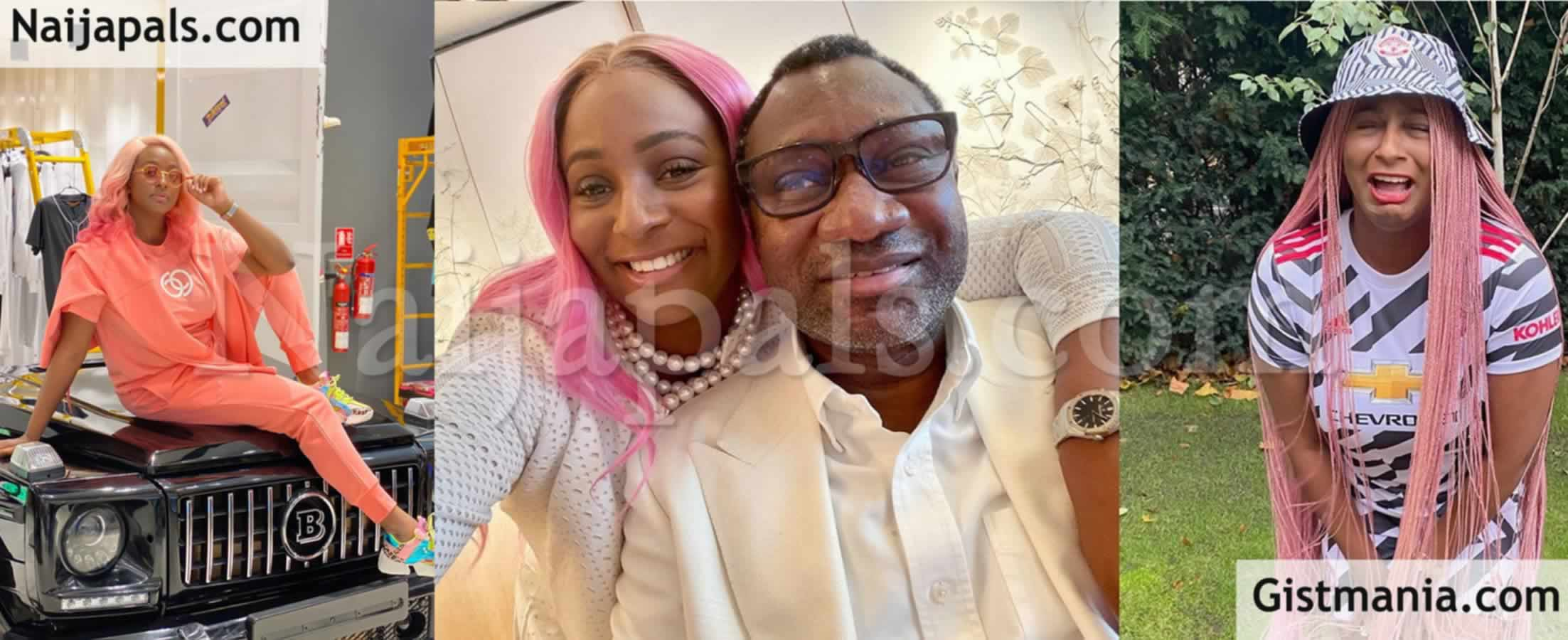 "<img alt='.' class='lazyload' data-src='https://img.gistmania.com/emot/shocked.gif' /> <b>""My Parents Will Kill Me If I Join #BussItChallenge""</b> – DJ Cuppy"