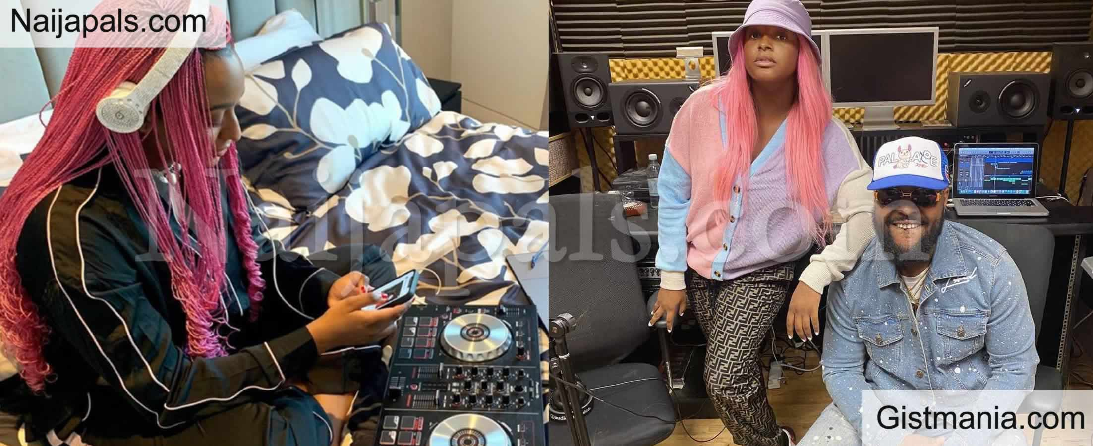 <img alt='.' class='lazyload' data-src='https://img.gistmania.com/emot/comment.gif' /> <b>Why I Have Not Hit The Studio to Make Another Music</b> - DJ Cuppy