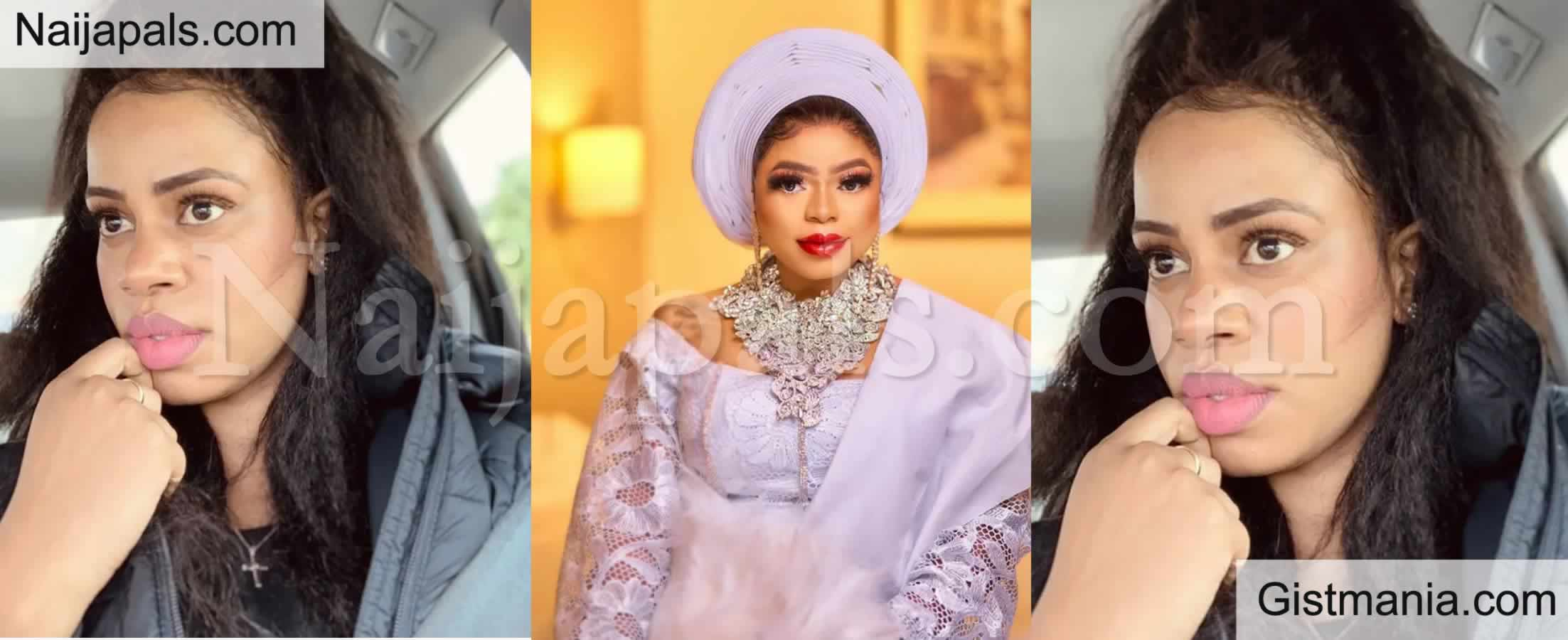 <img alt='.' class='lazyload' data-src='https://img.gistmania.com/emot/comment.gif' /> <b>If Not For Tonto You Would Still Be A Nobody - Daffy Blanco Blasts MR. Bobrisky </b>