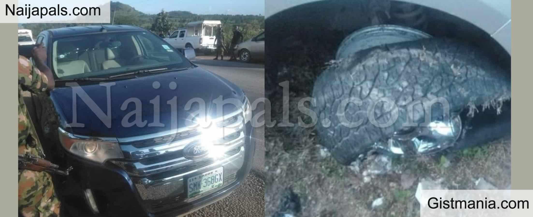 <img alt='.' class='lazyload' data-src='https://img.gistmania.com/emot/news.gif' /> <b>Osun Lawmaker Escapes Death by The Whiskers as Gunmen Attack Convoy</b>