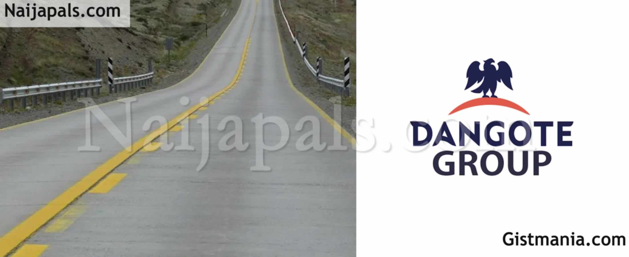 <img alt='.' class='lazyload' data-src='https://img.gistmania.com/emot/thumbs_up.gif' /> <b>Dangote Group Completes Nigeria's Longest Concrete Road Located In Kogi; First Of Its Kind</b>