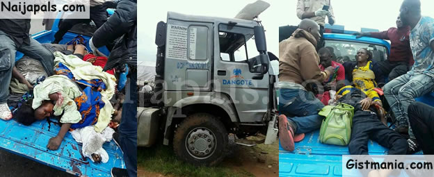 <img alt='.' class='lazyload' data-src='https://img.gistmania.com/emot/news.gif' /> <b>Tanker, Dangote Truck Kill Motorist And Woman In Lagos & Ogun States</b>
