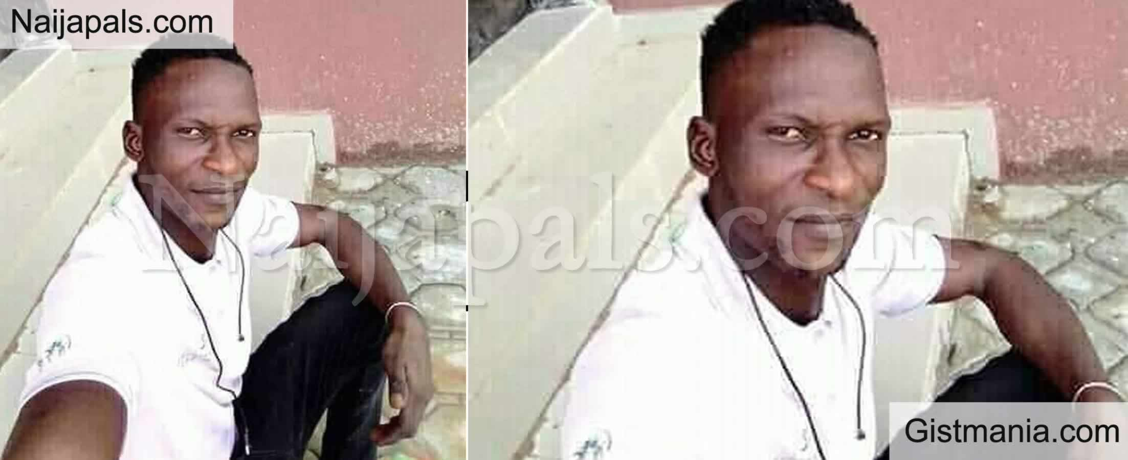 <img alt='.' class='lazyload' data-src='https://img.gistmania.com/emot/shocked.gif' /> <b>Face of Driver Who Killed His Boss, a Female Politician in Her Bathroom in Ibadan</b>