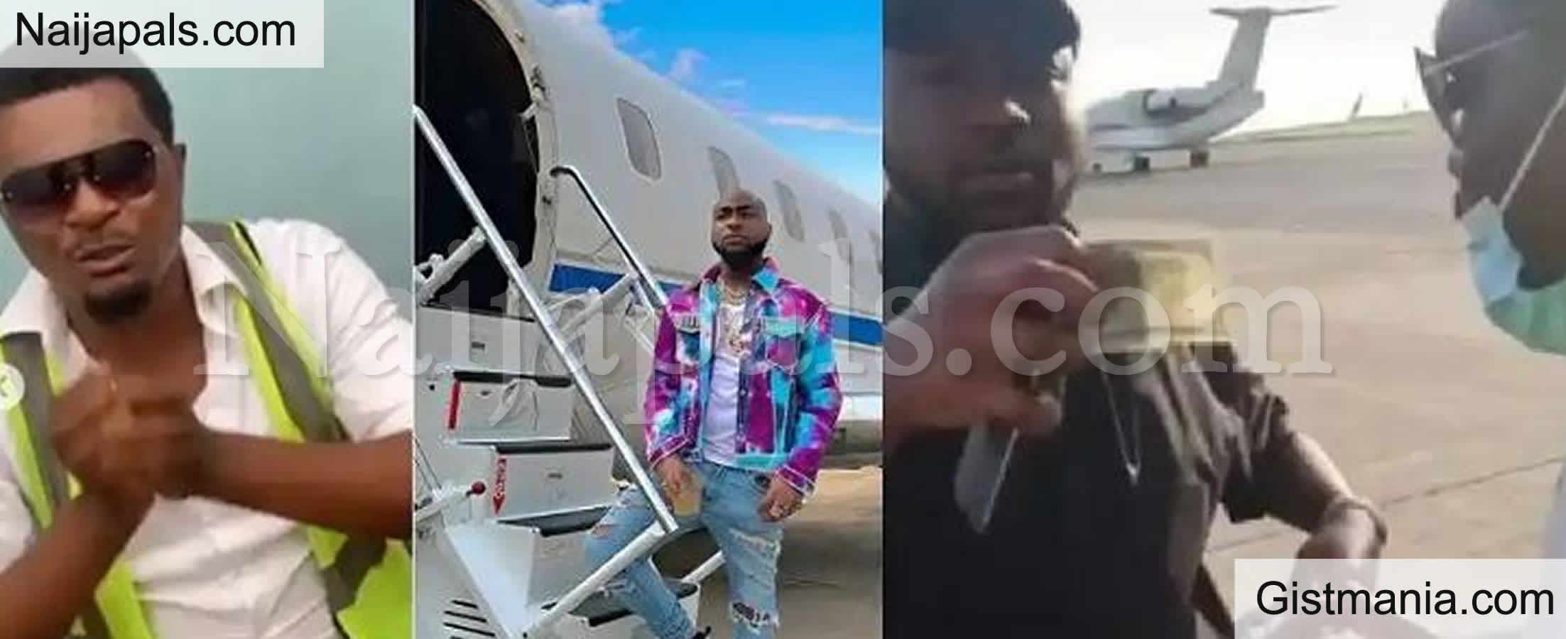 <img alt='.' class='lazyload' data-src='https://img.gistmania.com/emot/comment.gif' /> <b>Davido Refuses To Help Airport Official Who Lost His Job After He Gave Him $100 Bill</b>