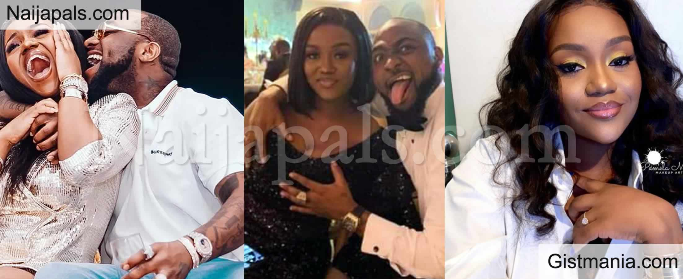 "<img alt='.' class='lazyload' data-src='https://img.gistmania.com/emot/video.gif' /> <b>""Coronavirus Ruined I And Chioma's Wedding Plans""</b> – Davido Discloses During Interview With Ebuka"