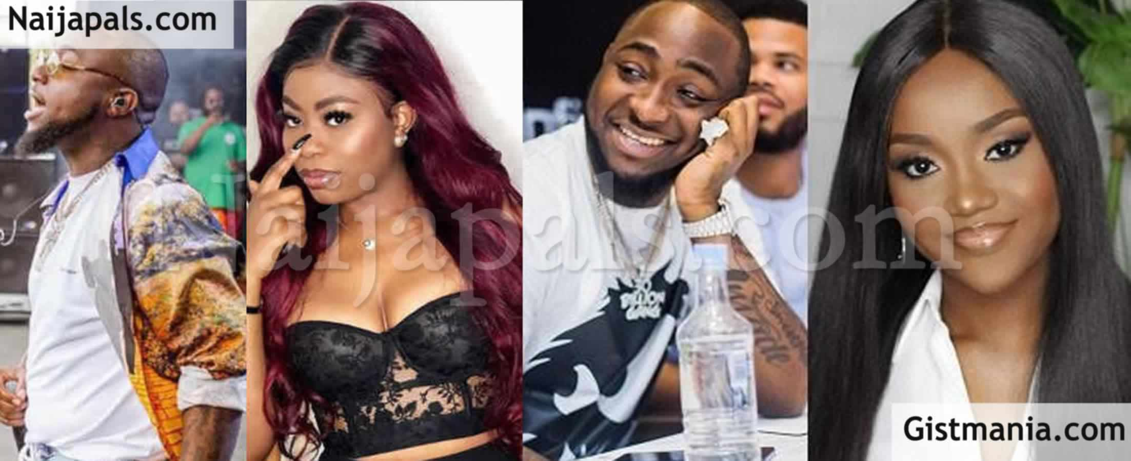 "<img alt='.' class='lazyload' data-src='https://img.gistmania.com/emot/comment.gif' /> <b>""Chioma Clashes With Davido Over His Visit To Sophia Momodu's House To See Imade""</b> – Blogger Claims"
