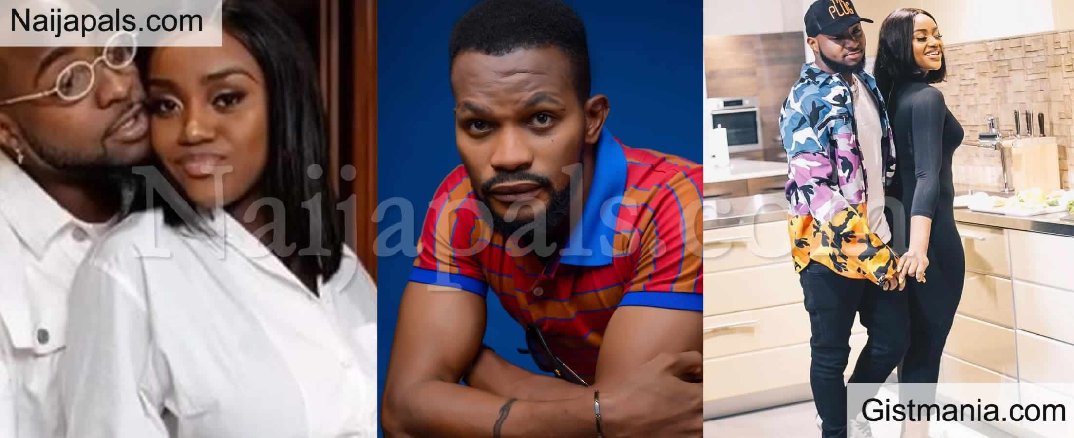 <img alt='.' class='lazyload' data-src='https://img.gistmania.com/emot/video.gif' /> <b>Uche Maduagwu Drags Davido Badly For Delaying in Paying Chioma's Dowry</b> (Video)