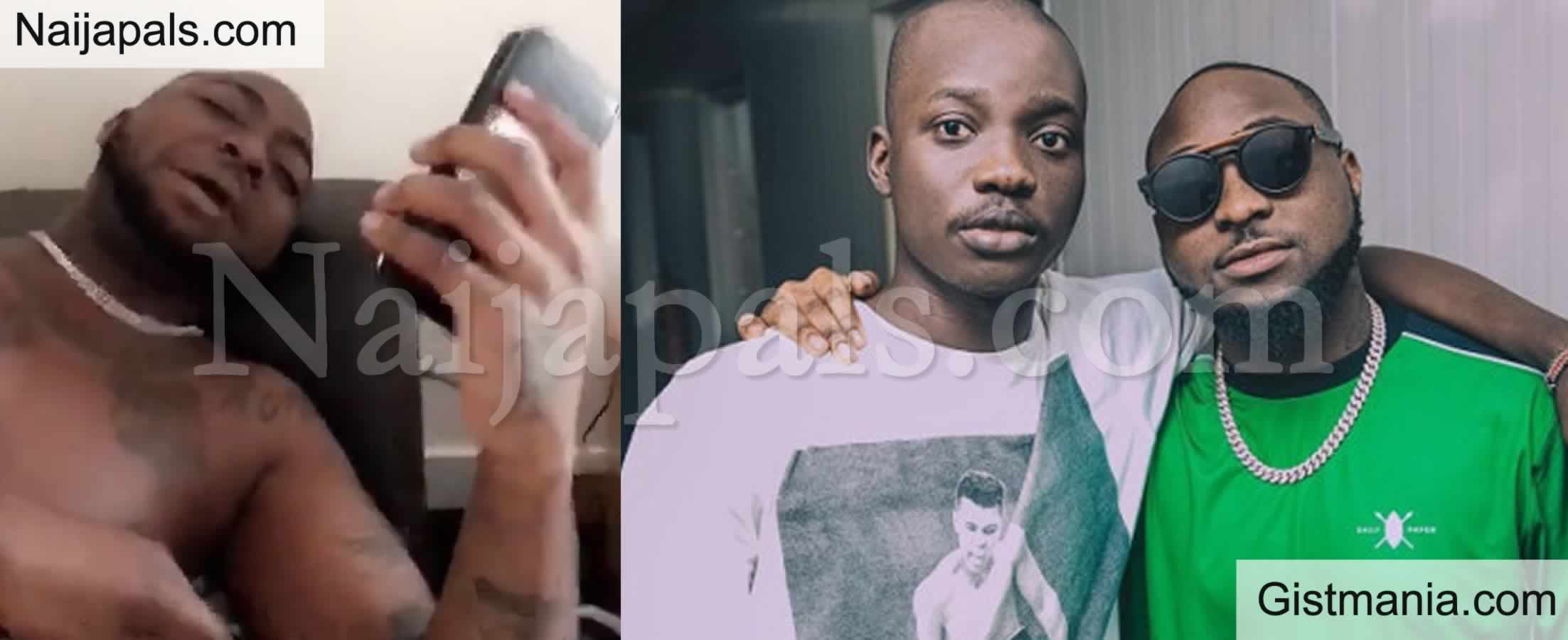 <img alt='.' class='lazyload' data-src='https://img.gistmania.com/emot/cry.gif' /> <b>Another Davido Associate Dies, His Personal Photographer Fortune Is Dead</b>