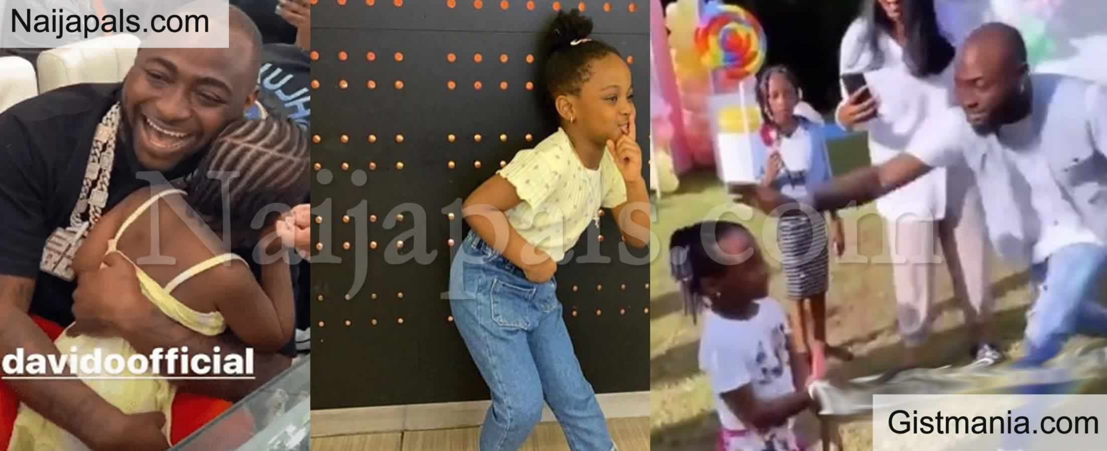 <img alt='.' class='lazyload' data-src='https://img.gistmania.com/emot/video.gif' /> <b>Video of Davido Scolding His Daughter, Hailey, For Trying to Twerk at Her Birthday Party</b>