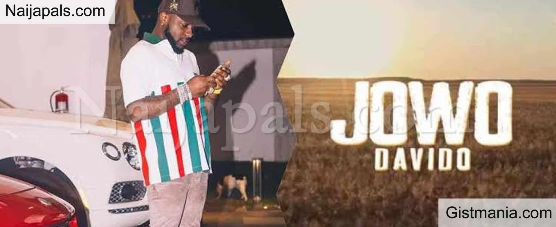 "<img alt='.' class='lazyload' data-src='https://img.gistmania.com/emot/dance.gif' /><img alt='.' class='lazyload' data-src='https://img.gistmania.com/emot/thumbs_up.gif' /> <b>My God Is Working"" – Nigerian Singer, Davido Celebrates As 'Jowo' Hits Over 25M Views On Youtube</b>"