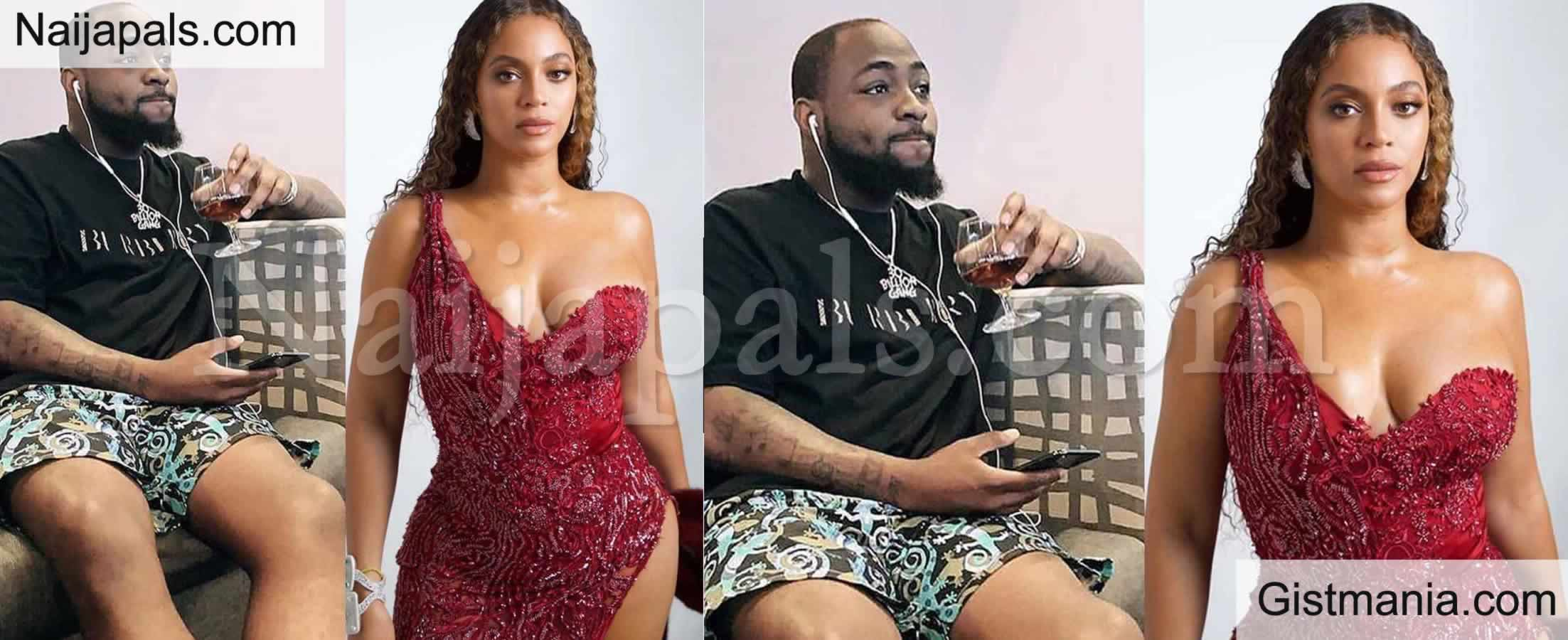 <img alt='.' class='lazyload' data-src='https://img.gistmania.com/emot/comment.gif' /> <b>See The Reason Davido Rejected Beyonce's Black Is King Album As Revealed By A Nigerian Man</b>