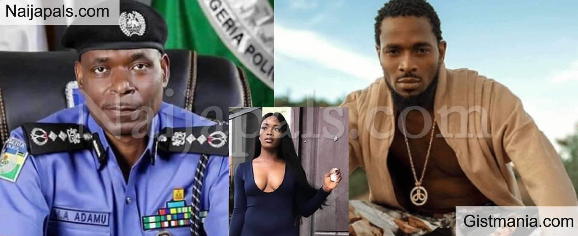 <img alt='.' class='lazyload' data-src='https://img.gistmania.com/emot/comment.gif' /><b> How Police Denies Detaining Seyitan Babatayo Who Accuses Singer D'banj's Of R@pe</b>