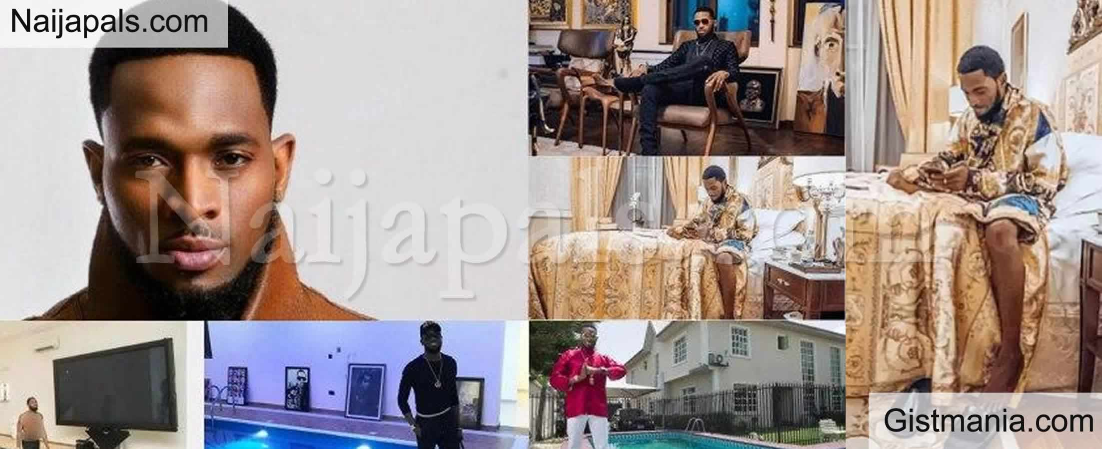 <img alt='.' class='lazyload' data-src='https://img.gistmania.com/emot/photo.png' /> <b>D'Banj Gives us a Quick Look Into The Interior Of His New Mansion in Lagos</b>