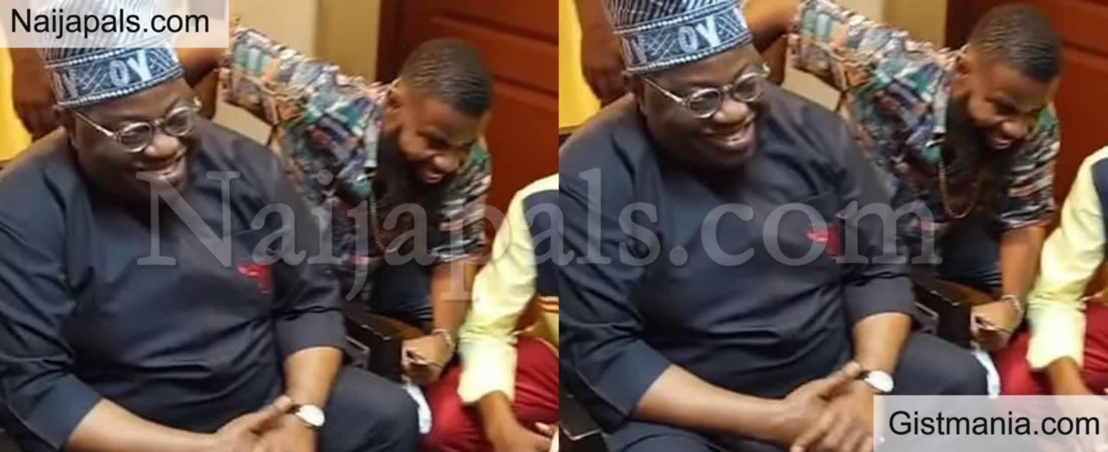 <img alt='.' class='lazyload' data-src='https://img.gistmania.com/emot/photo.png' /> <b>Nigerian Journalist And Publisher, Dele Momodu Joins Nollywood </b>