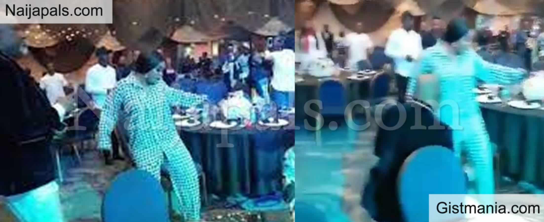<img alt='.' class='lazyload' data-src='https://img.gistmania.com/emot/video.gif' /> Check Out <b>Dino Melaye Dancing With Actress Empress Njamah </b>(VIDEO)