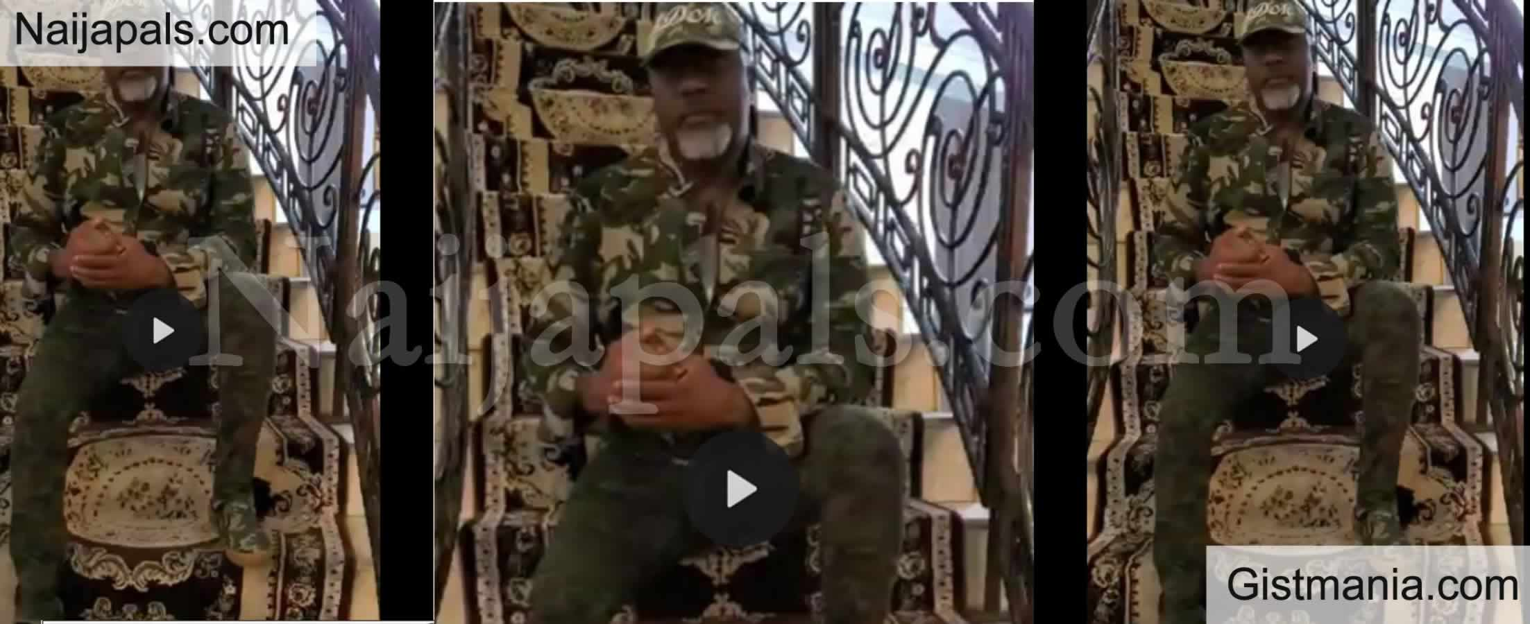 <img alt='.' class='lazyload' data-src='https://img.gistmania.com/emot/video.gif' /> Video: <b>Dino Melaye Release New Song Says Na Soldiers Kill People For Lekki, Gentleman No Dey</b>